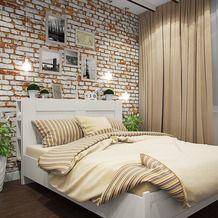 Фото из портфолио Квартира в стиле лофт – фотографии дизайна интерьеров на InMyRoom.ru
