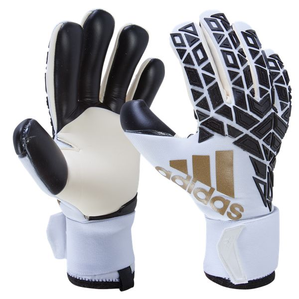 adidas Ace Trans Pro Goalkeepr Glove - Elite Real 16 Goalkeeper Glove - Soccer Goalkeeper jerseys and equipment at WorldSoccerShop.com