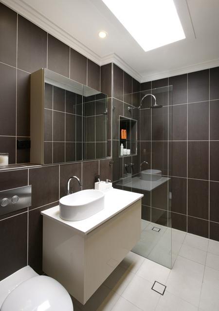 Bathroom designs by Dean Welsh