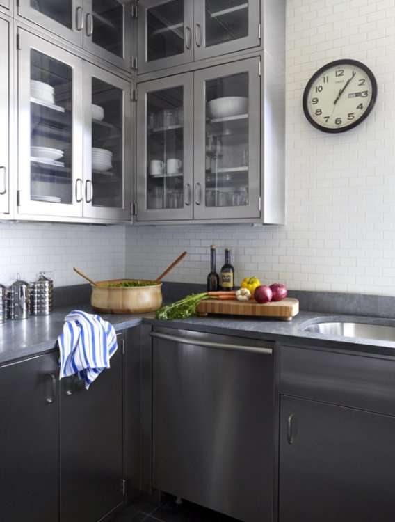 Kitchen Cabinets Upper 17 best glass-door upper cabinets images on pinterest | upper