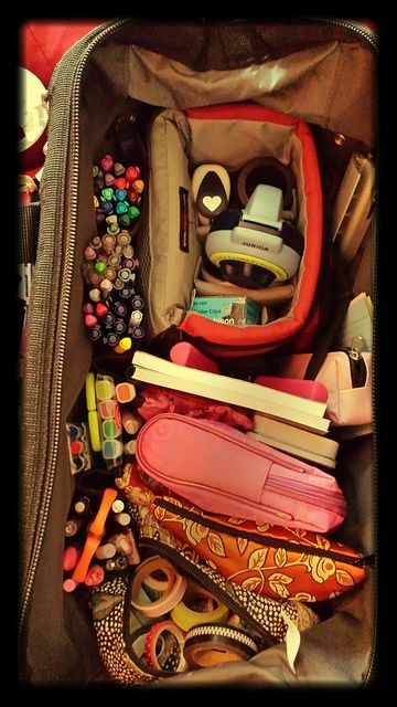My Filofax bag | Flickr - Photo Sharing!