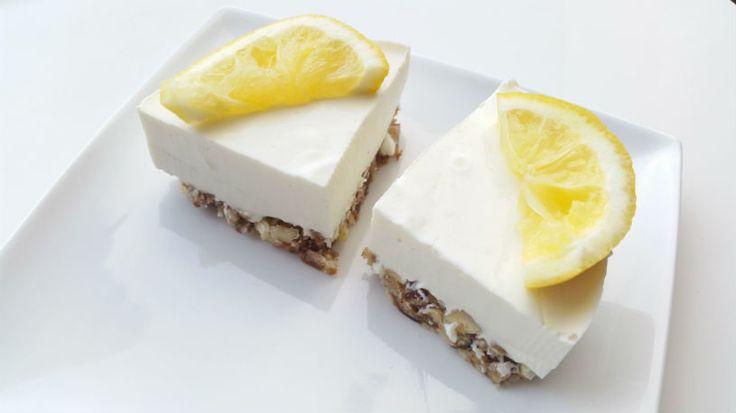 citroen kwarktaart