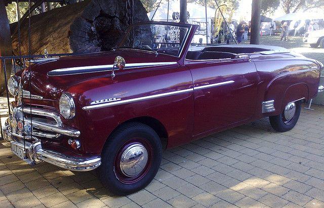 1952 vauxhall velox convertible 11 18 52 pinterest