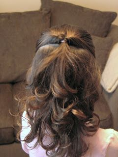 Lots of techniques, advice, and little girls hair-dos!
