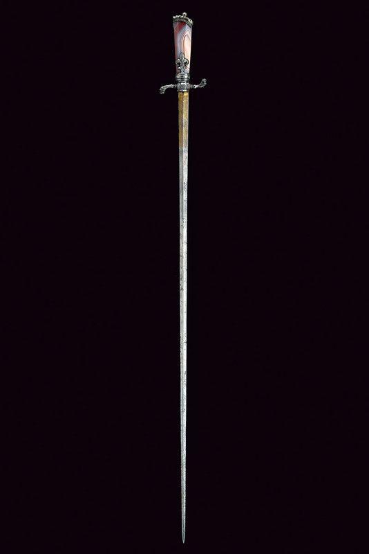 italian, 17th century dagger
