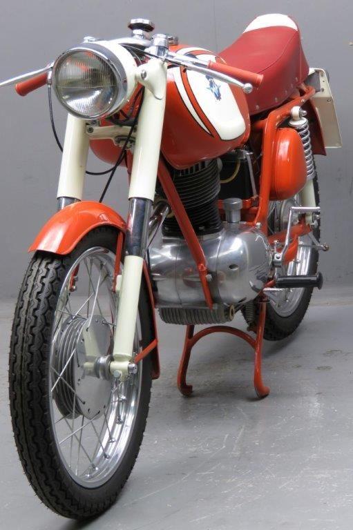MV Agusta 1960 150RS