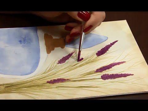 Soraia Leite - Pintura Country e Vintage Lavandas