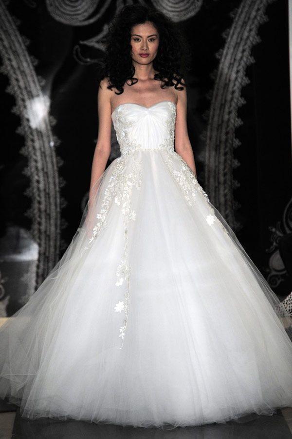 New york bridal week reem acra 2014 my future wedding c