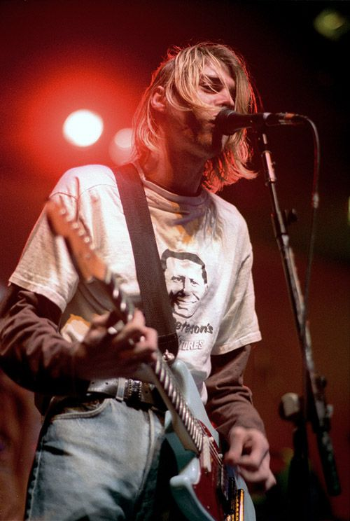 Kurt Cobain, Salem, December 14, 1993