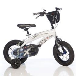 Vélo enfant XS-EXTREME blanc - 12 pouces