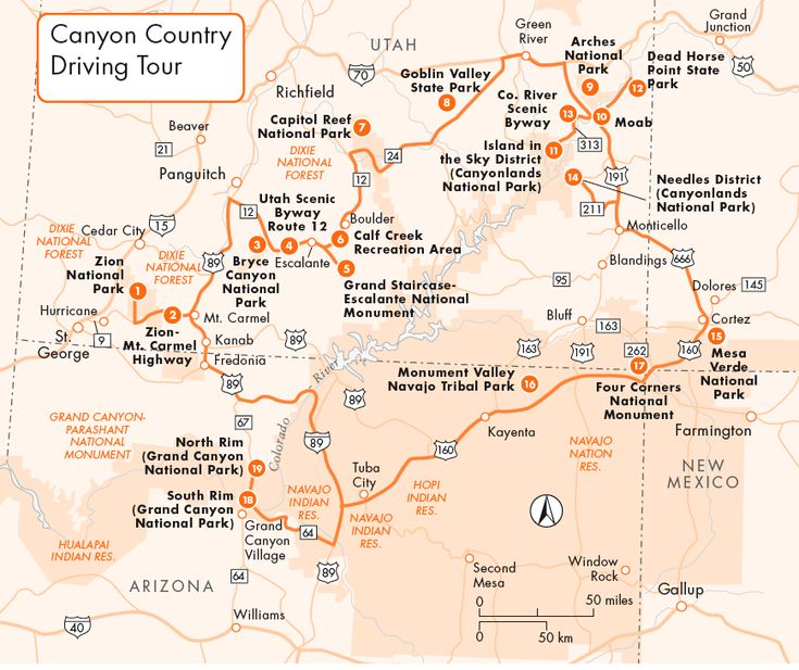 25+ best ideas about Map of grand canyon on Pinterest ...