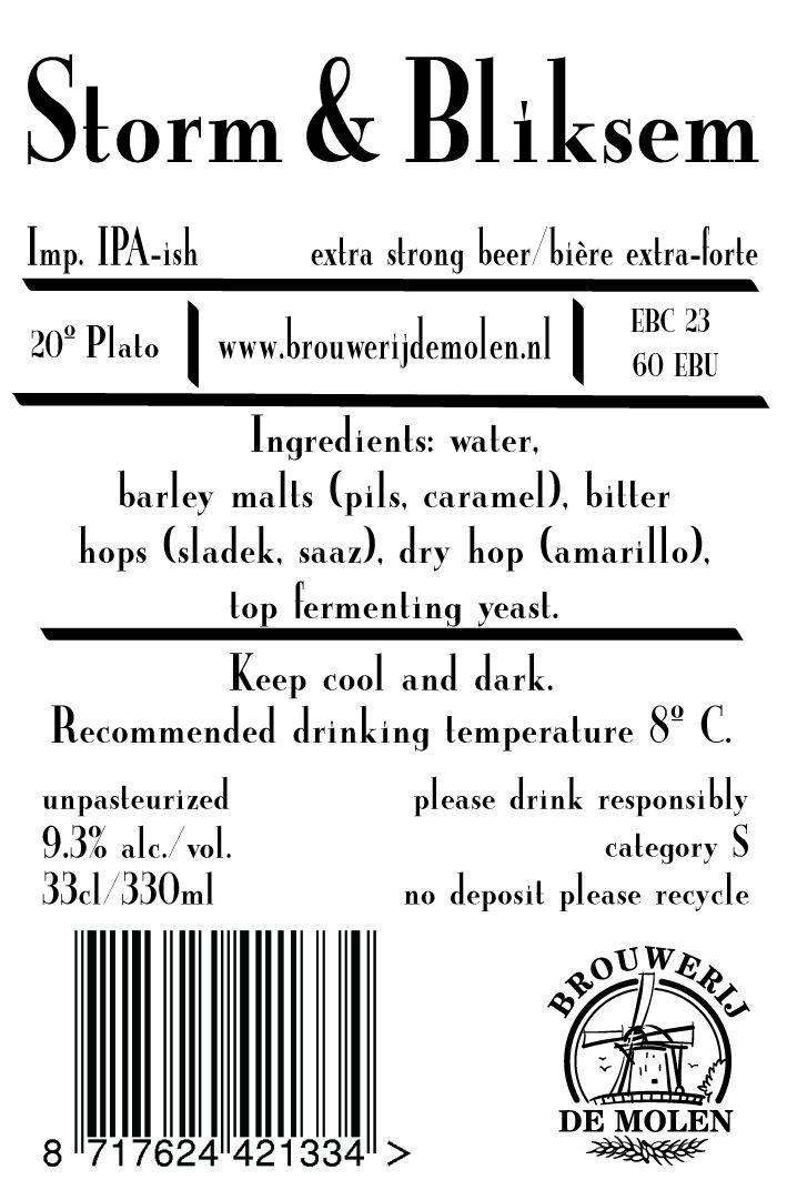 Bieren | Brouwerij de Molen