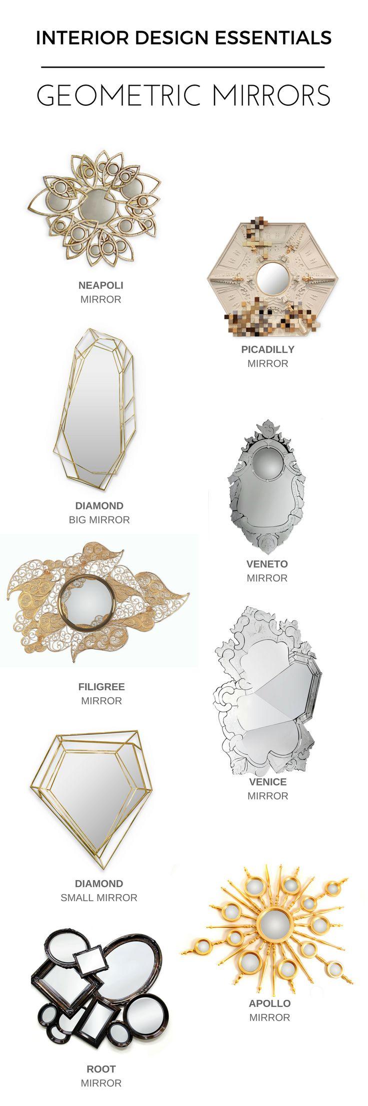 geometrische spiegel fr atemberaubende innenarchitektur projekte entdecken sie mehr inspirationen hier wwwbcoadolobo