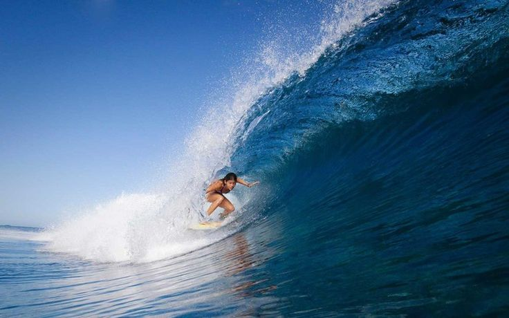 Women Are Finally Getting Their Own Big Wave Surf Competition Big Wave Surfing Surf Competition Surfing