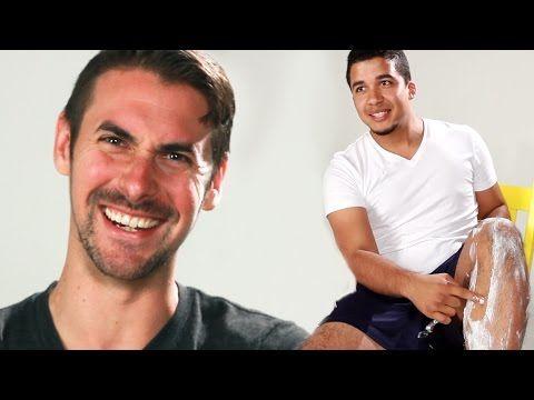 Beauty-Trend: Männer rasieren sich die Beine – im Video - STYLEBOOK.de