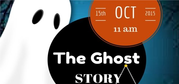 GHOST STORY, 15 October 2015