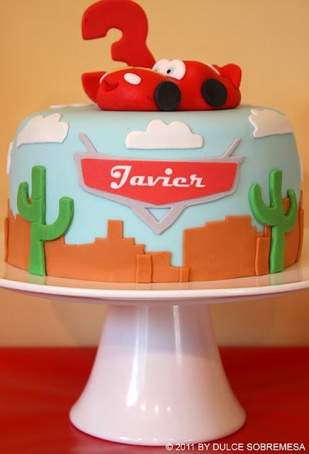 Disney Pixar's Cars Birthday Party- Kara's Party Ideas