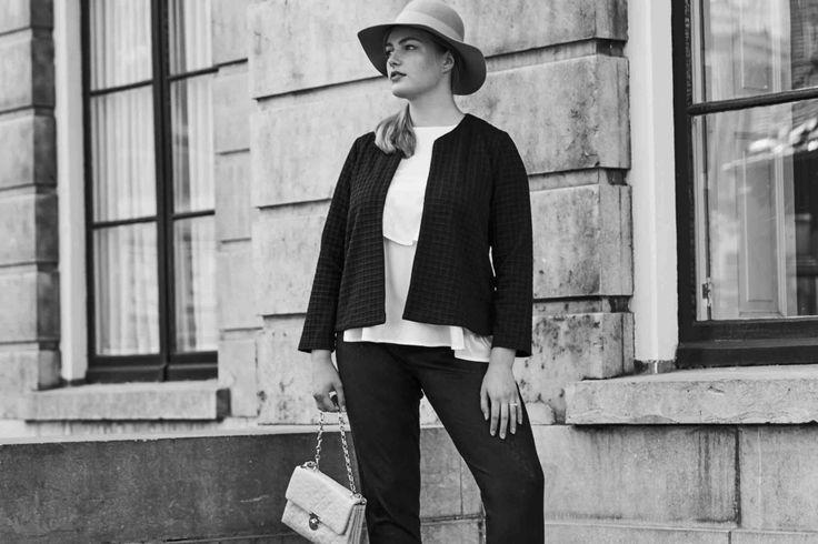 Roders Beaumond, kleding grote maten, dameskleding, zakelijke kleding, nederlandse ontwerper