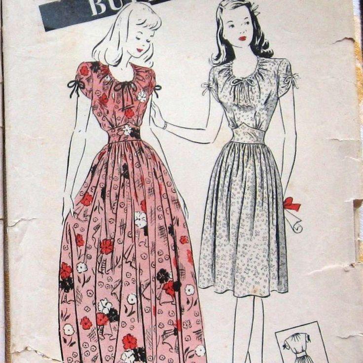 Cartamodelli abiti anni 50 fai da te - Abiti vintage