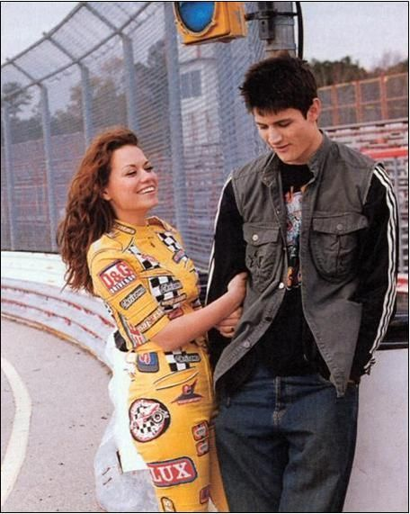 Probably the best TV couple ever. Nathan and Haley Scott (James Lafferty and Bethany Joy Lenz). #OTH