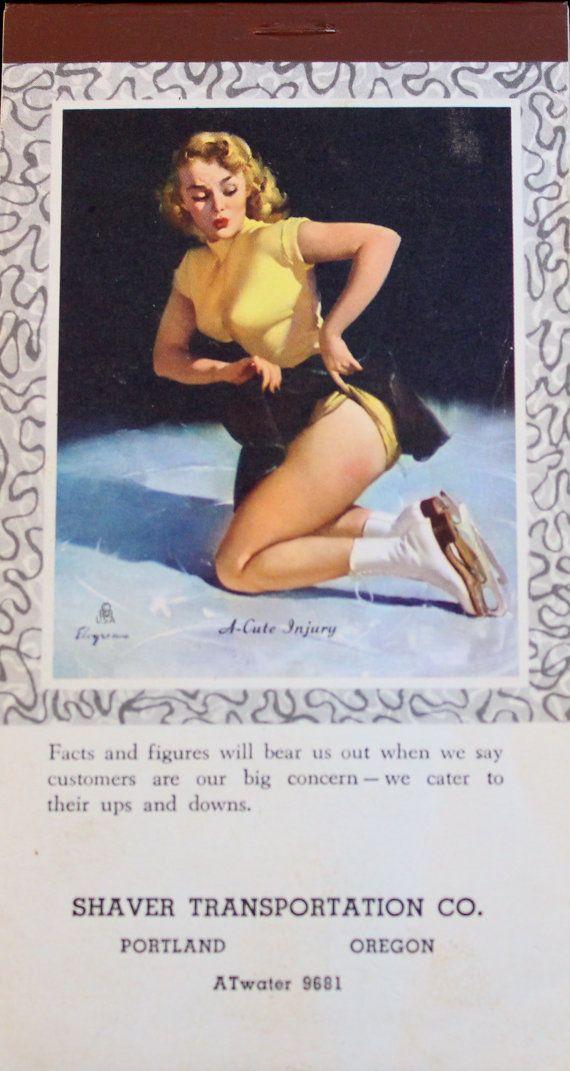 1950 S Pin Up Calendar Vintage Photos Pinterest Pin