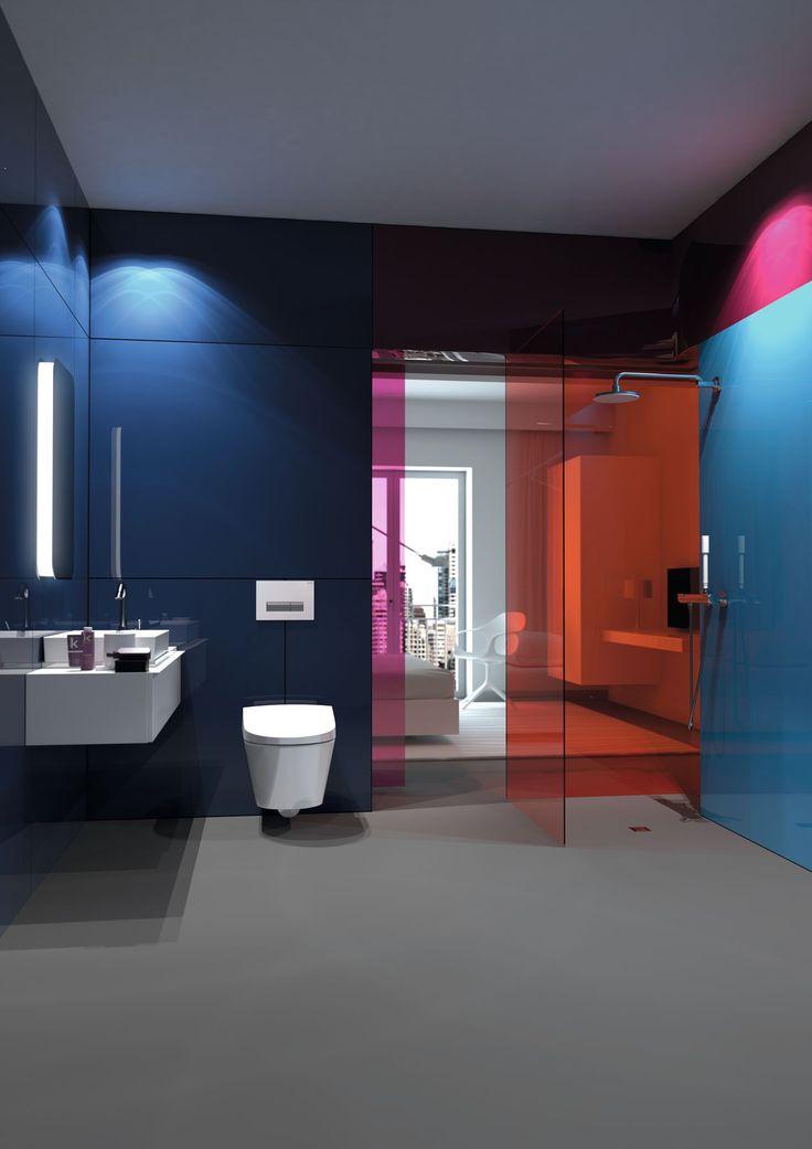 Geberit DuoFresh oda parfümleri veya açık pencerelerden daha fazla enerji tasarrufu sağlar.
