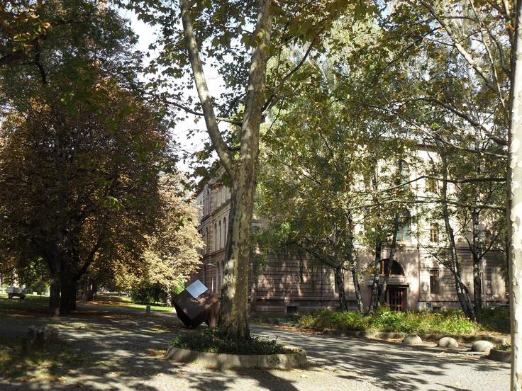 Stadtgarten / Technischen Hochschule, Stuttgart