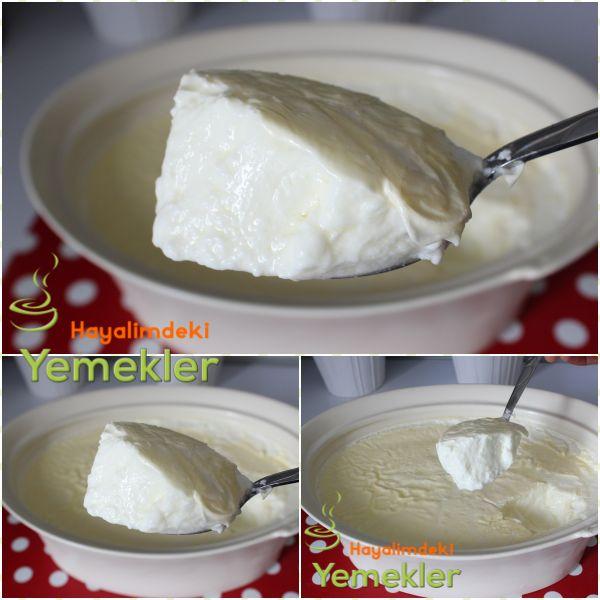fırında yoğurt mayalamak