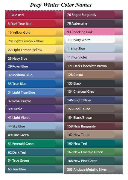 25 best ideas about deep winter colors on pinterest. Black Bedroom Furniture Sets. Home Design Ideas