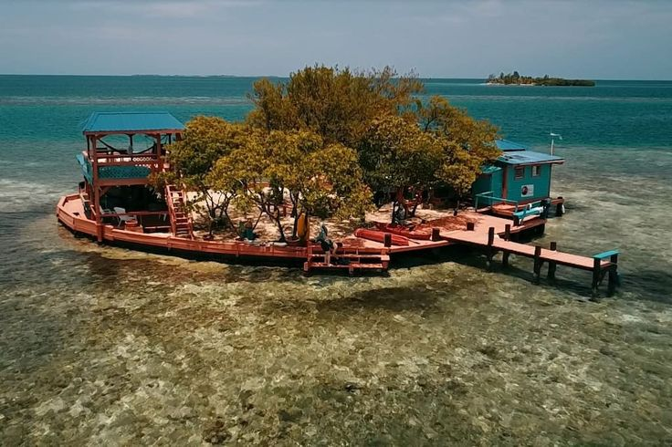 Entire home/apt in Stann Creek Dist, BZ. Stay in a truly private island on a beautiful atoll, with excellent swimming, snorkeling, kayaking and exploring - with all the comforts. Bird Island has been featured in many national magazines and newspapers throughout the world; it was the ope...