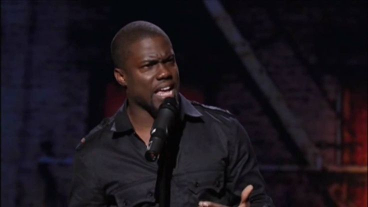 """Kevin Hart - """"I Don't Like Ostrich's"""""""