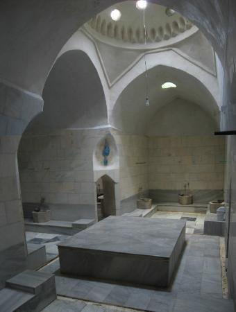 Sefa Hamam in Antalya, Turkey: authentic Turkish bath and massage