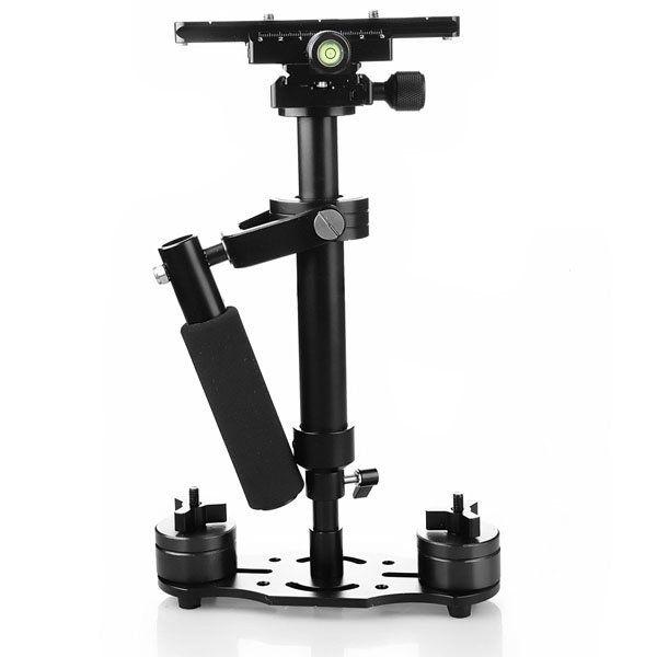 S40 Pro Handheld Stabilizer Steadicam For Camcorder Camera Sale - Banggood.com