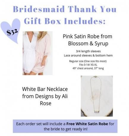 32 Ideas gifts bridesmaid thank you girls for 2019