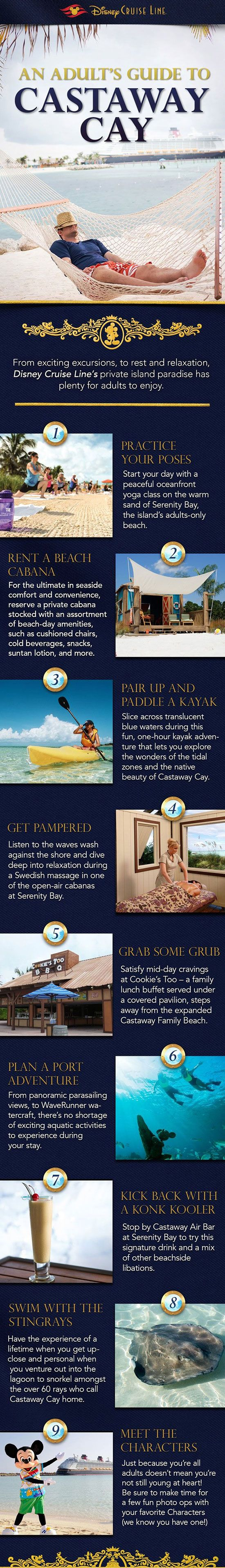 Home contact guides booking - Adult S Guide To Castaway Cay With Disney Cruise Line Contact Me To Book Your Next