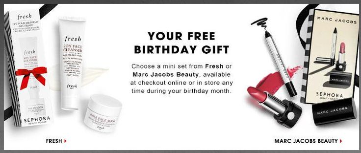 Freebies in canada on your birthday