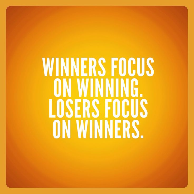 Quotes About Winners And Losers In Sports