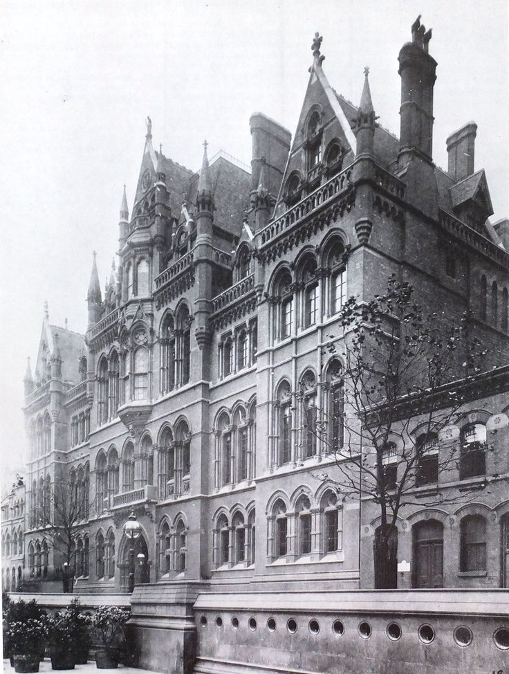 Masons College demolished in 1963 to build the New Birmingham Library that's now also demolished.