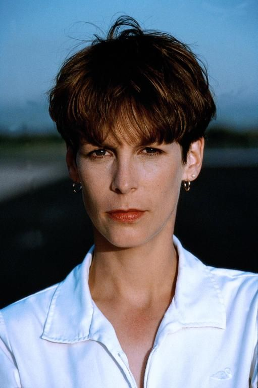 "Jamie Lee Curtis starred in ""A Fish Called Wanda"""
