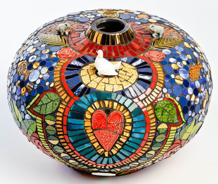 Ira Bekker Mosaic | Heart & Soul (top)