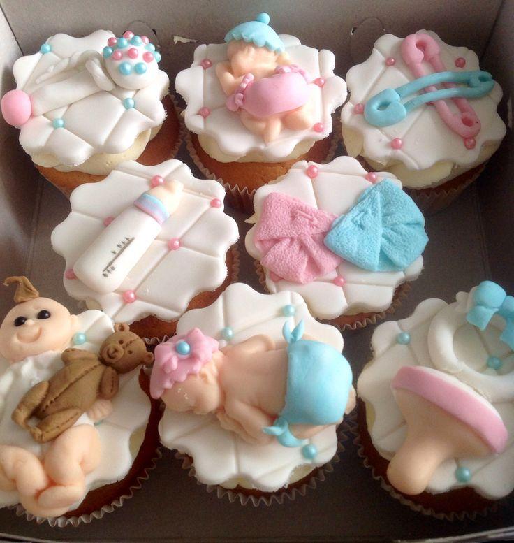 Babyshower......cupcakes