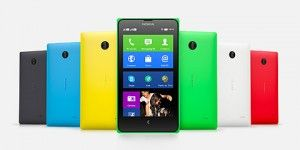 Nokia launched Android based smartphones Nokia X,X+, and XL   gazintech.com