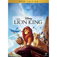 One of the Best 90s movies and Best Animation movies of all time: The Lion King.