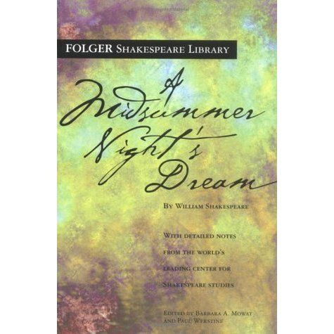 Shakespeare's intertwined love polygons begin to get complicated from the start--Demetrius and Lysander both want Hermia but she only has...