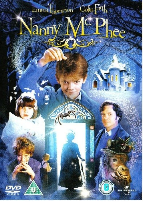 Watch Nanny McPhee Full-Movie