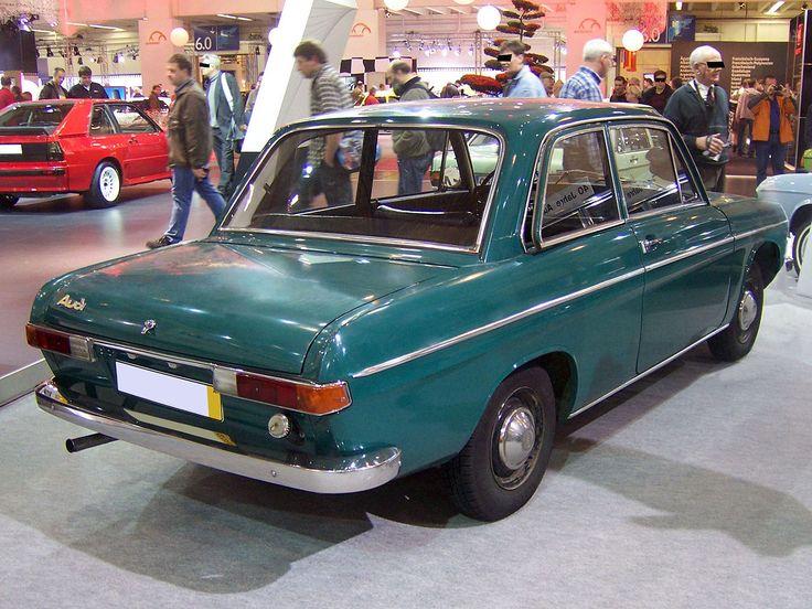 1966 Audi 60 2T Limousine Heck - Audi F103 - Wikipedia