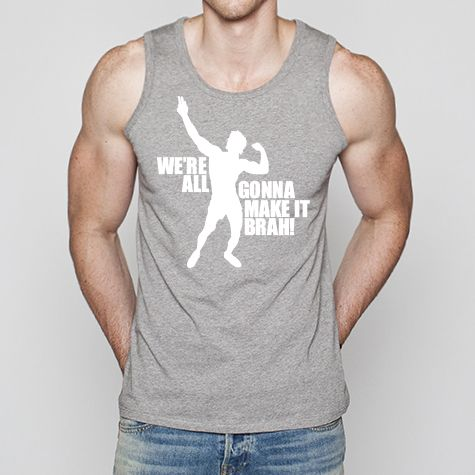 Zyzz We're all gonna make it tank top from Ripped Generation! $23.95! #Zyzz #Tanktop #VeniVidiVici