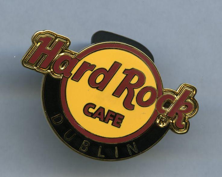 Dublin - Hard Rock Cafe Pin