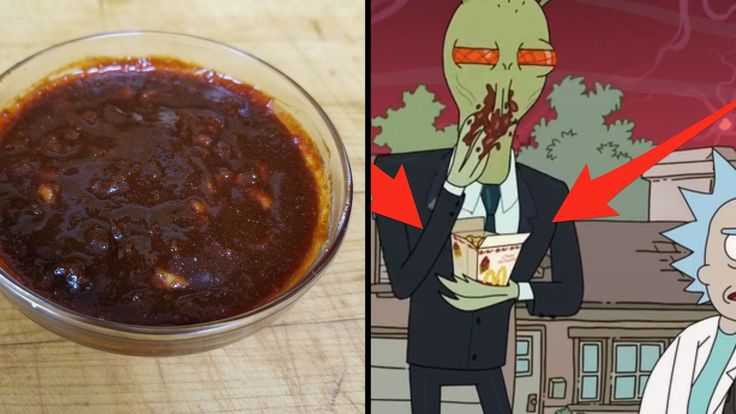 Here's how to make Mcdonald's 'Mulan' Szechuan Sauce from 'Rick & Morty'