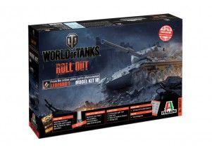 World of Tanks Leopard 1 scala 1:35